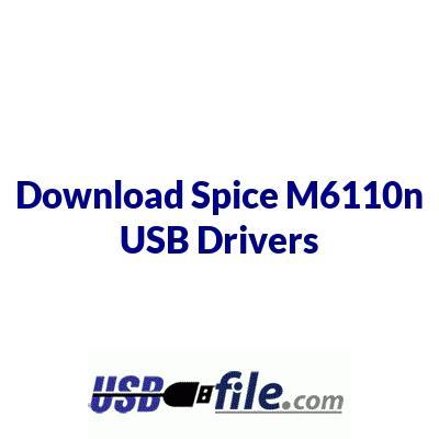 Spice M6110n