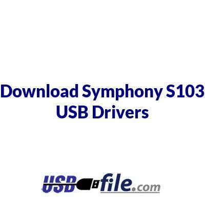 Symphony S103