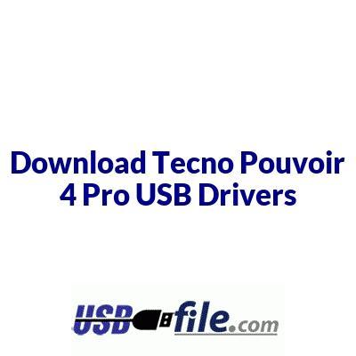 Tecno Pouvoir 4 Pro