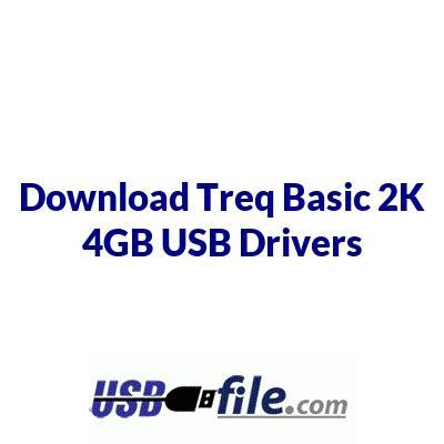 Treq Basic 2K 4GB