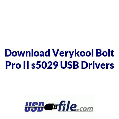 Verykool Bolt Pro II s5029