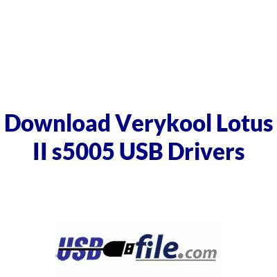 Verykool Lotus II s5005