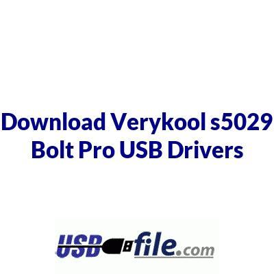 Verykool s5029 Bolt Pro