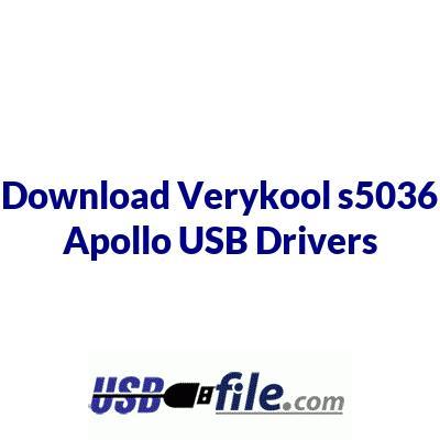 Verykool s5036 Apollo