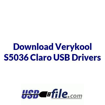 Verykool S5036 Claro