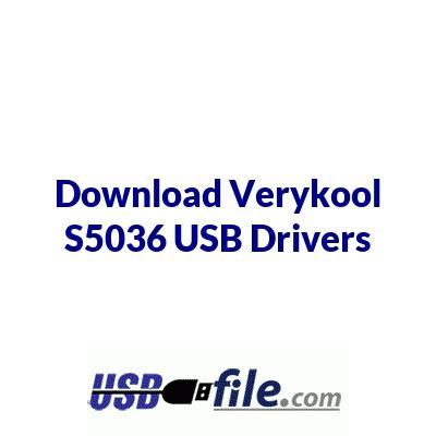 Verykool S5036