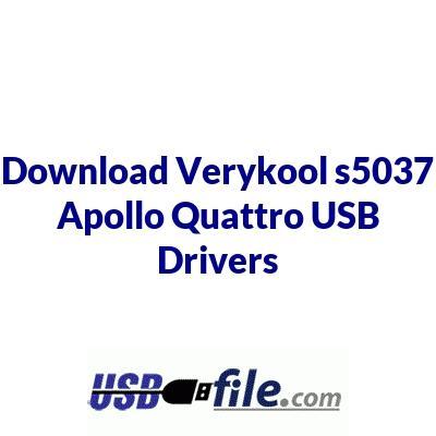 Verykool s5037 Apollo Quattro