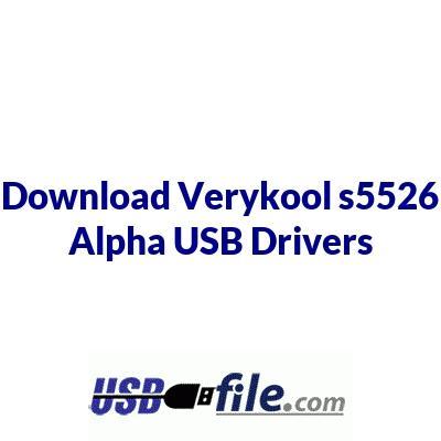 Verykool s5526 Alpha