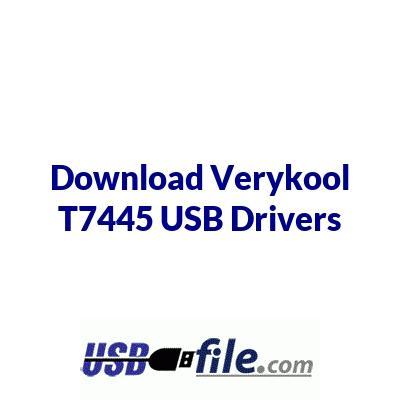 Verykool T7445