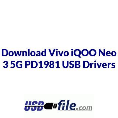 Vivo iQOO Neo 3 5G PD1981