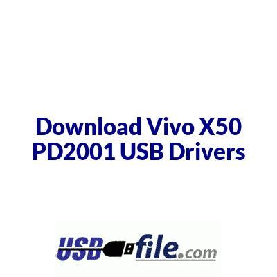 Vivo X50 PD2001