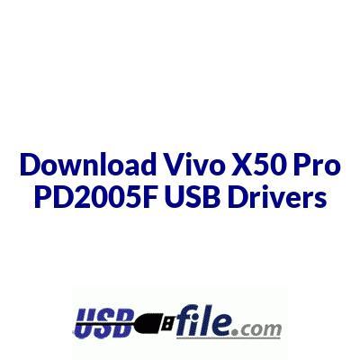 Vivo X50 Pro PD2005F