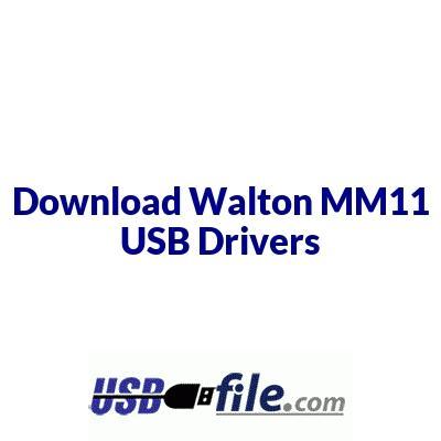 Walton MM11