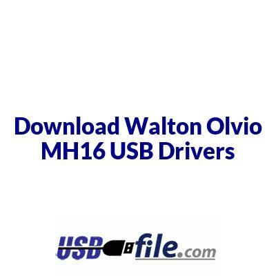 Walton Olvio MH16