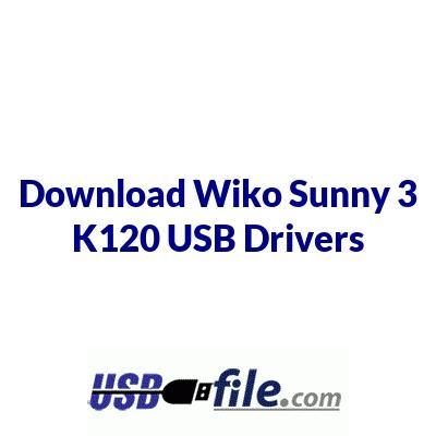 Wiko Sunny 3 K120