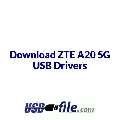 ZTE A20 5G