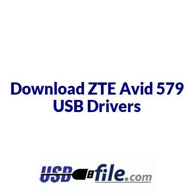 ZTE Avid 579
