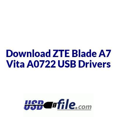 ZTE Blade A7 Vita A0722