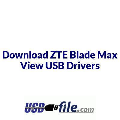 ZTE Blade Max View