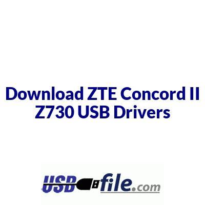 ZTE Concord II Z730