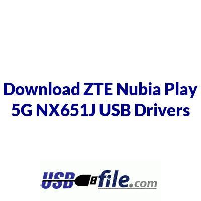 ZTE Nubia Play 5G NX651J