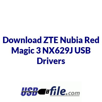 ZTE Nubia Red Magic 3 NX629J
