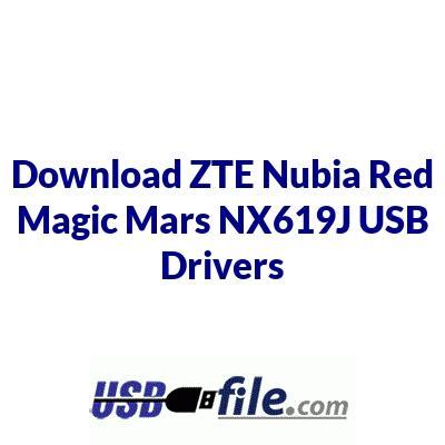 ZTE Nubia Red Magic Mars NX619J