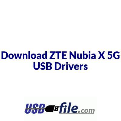 ZTE Nubia X 5G