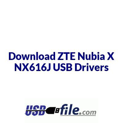 ZTE Nubia X NX616J