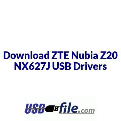 ZTE Nubia Z20 NX627J