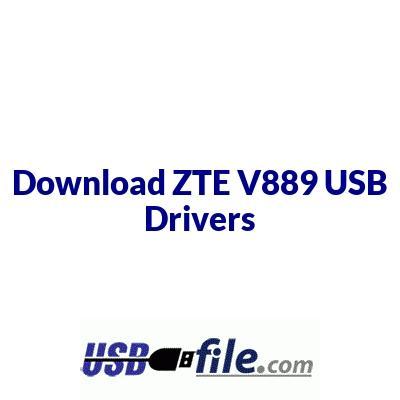 ZTE V889