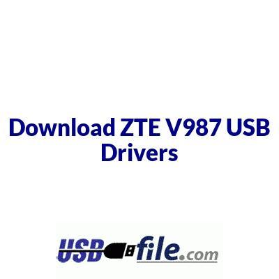 ZTE V987