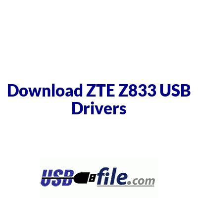 ZTE Z833